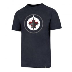 NHL Triko Brand 47 Club Tee Winnipeg Jets