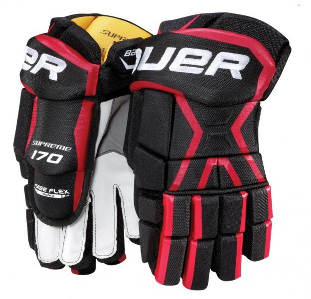 Hokejové rukavice Bauer Supreme 170 SR 175d66602b