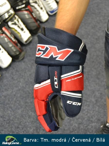 6758e5d6caf Hokejové rukavice CCM QLT 270 JR